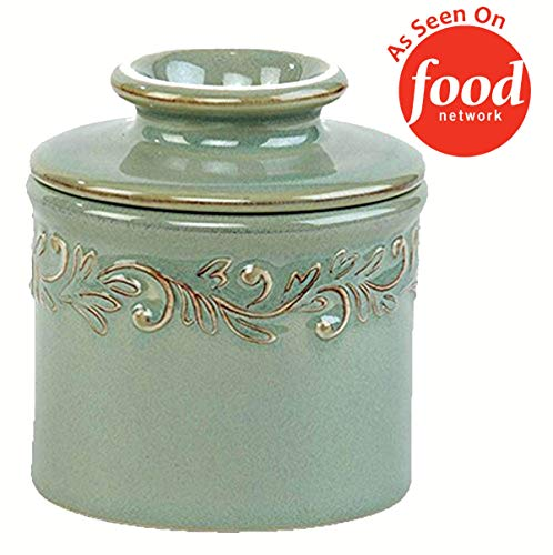 The Original Butter Bell Crock by L. Tremain, Antique Collection - Sea Spray ()