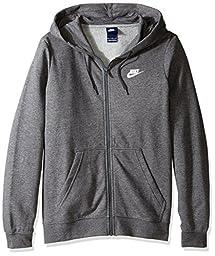 Nike Women\'s Sportswear Full-Zip Hoodie