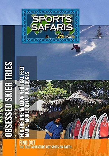 Rica Lodges Costa (Sports Safaris Vertical Fleet Mark and Costa Rica Lodges)
