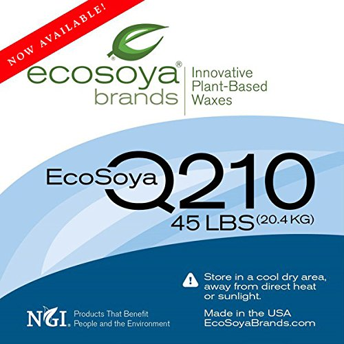 Eco Soya - Quantum 210 - Wax Pellets - CB-135 Replacement - Various Pack Sizes (1kg)