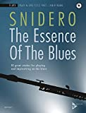#10: The Essence of the Blues - Flute: 10 Great Etudes for Playing and Improvising on the Blues, Book & CD (Advance Music)