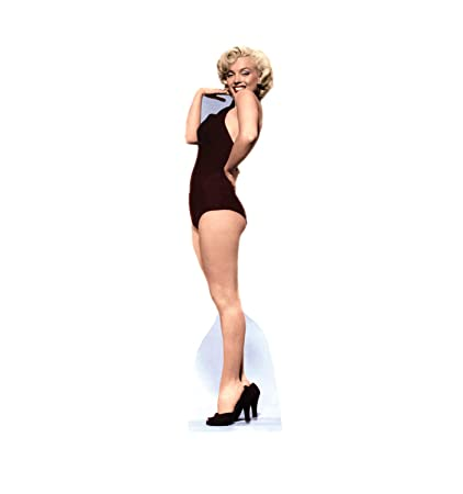 2d09ee6fc1fc4 Image Unavailable. Image not available for. Color  Advanced Graphics  Marilyn Monroe Burgundy Bathing Suit ...