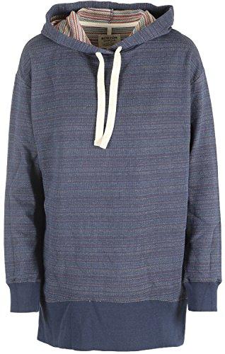 Burton Women's Fearnow Pullover Hoodie, Multi Stripe, Small -