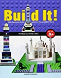 This series of visually rich instruction books for Lego® creations is perfect for children ages 5 and up. Inside you'll find instructions for creating three of the world's most famous buildings with no detail overlooked. Each book in this interactive...
