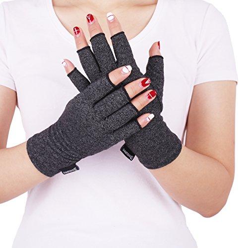 Arthritis Compression Rheumatoid Fingerless DISUPPO product image