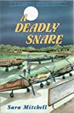A Deadly Snare, Sara Mitchell, 0896362639