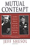 Mutual Contempt, Jeff Shesol, 0393318559