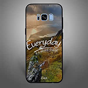 Samsung Galaxy S8 Plus Everyday is a Second Chance