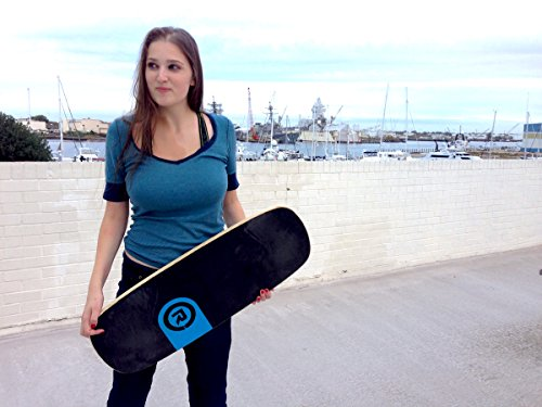 Revolution 101 Balance Board Trainer (Blue) by Revolution Balance Boards (Image #5)