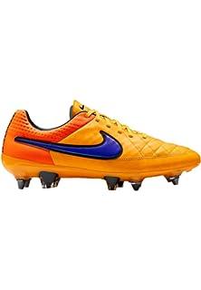 uk availability 56ee4 7801b Nike Herren Tiempo Legend VI SG Pro 631614-859 Herren Fußballschuhe orange  Stollen