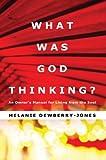 What Was God Thinking?, Melanie DewBerry-Jones, 0595394221