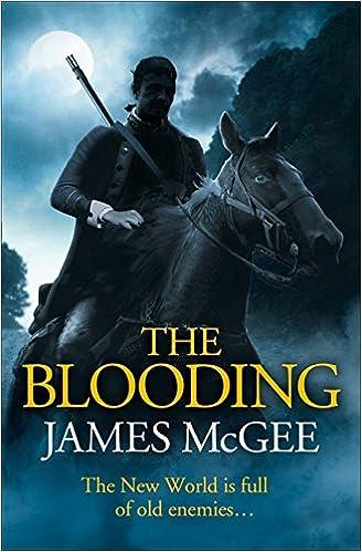 Blooding Pb Jamaes Mcgee 9780007320141 Amazon Books