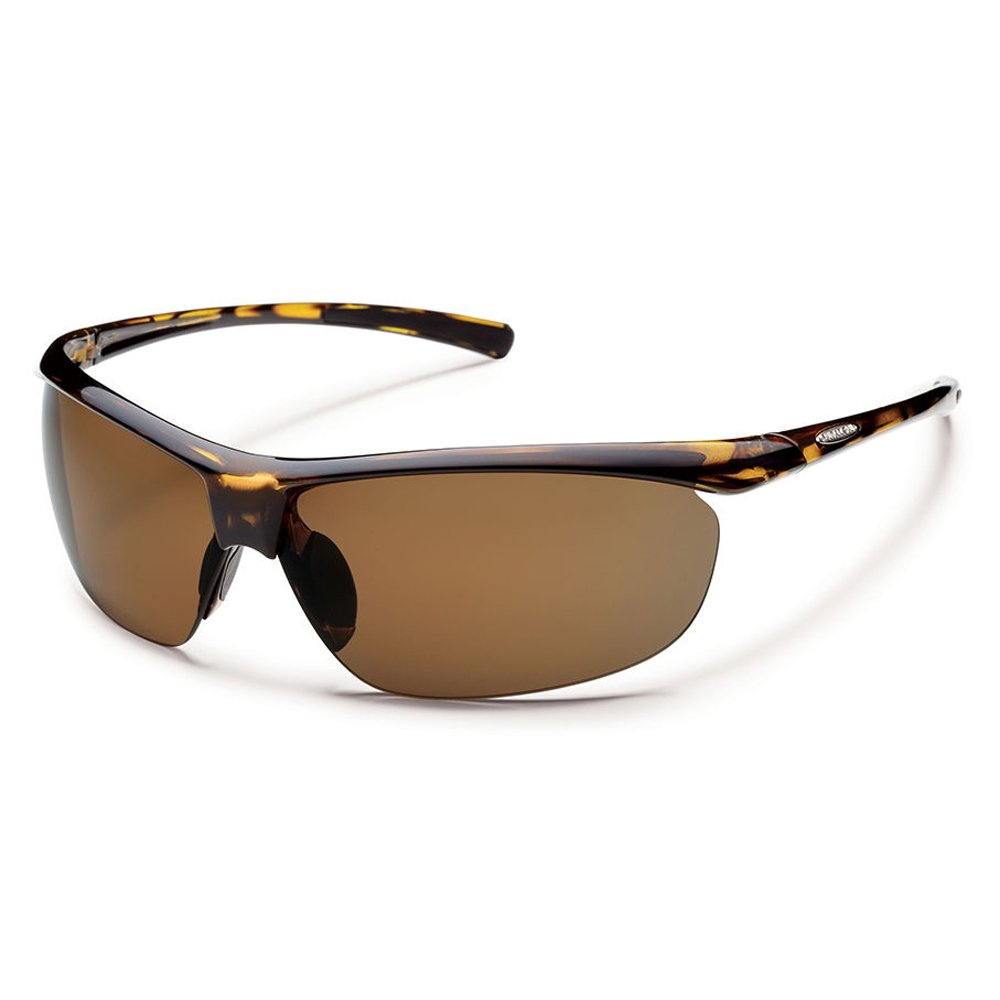 51c6326bd43 Amazon.com  Suncloud Zephyr Polarized Sunglass (Black Frame Gray Polar  Lens)  Sports   Outdoors
