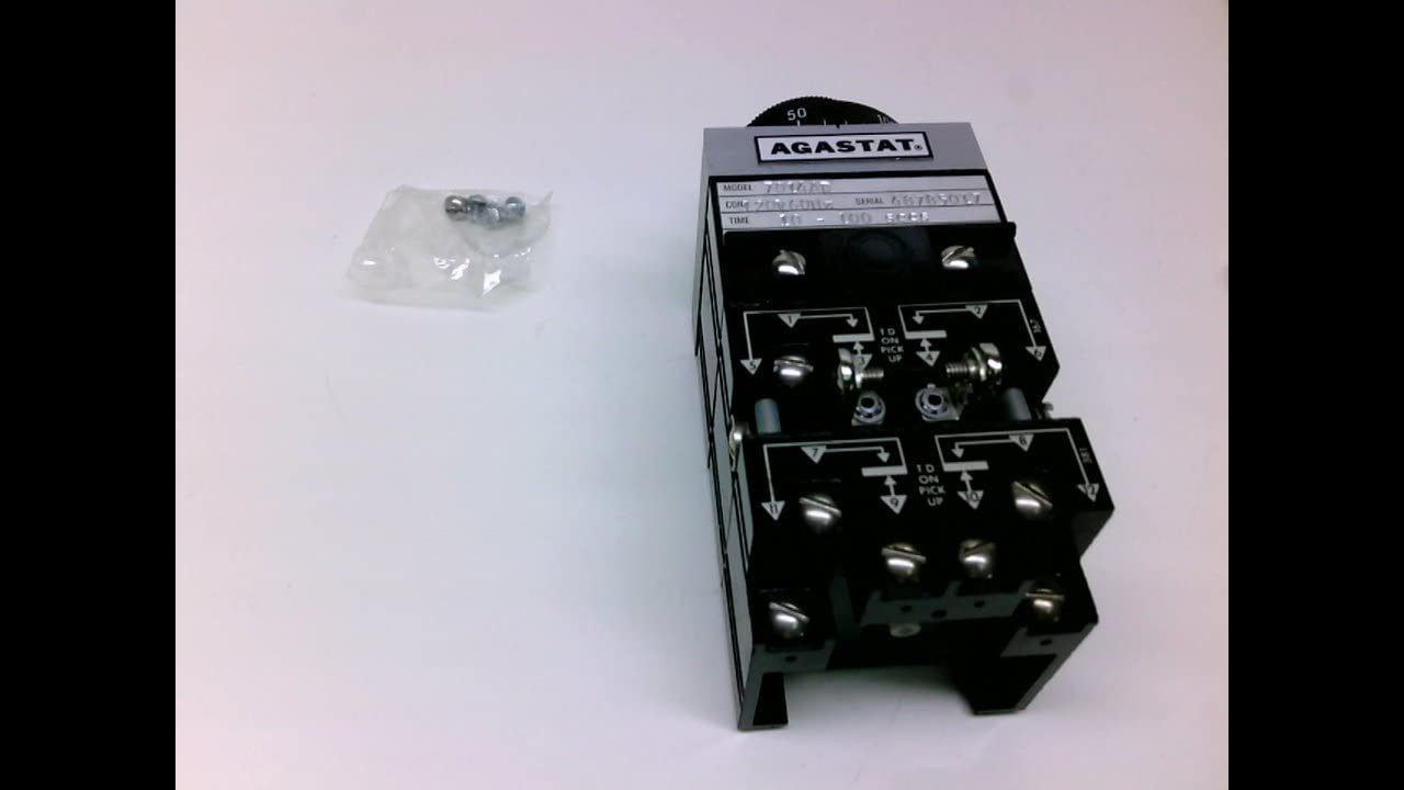 Agastat 7014Ad 7014-Ad Time Delay Relay