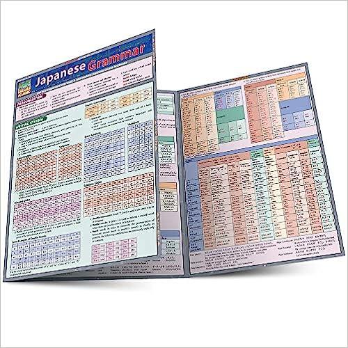 Japanese Grammar por Barcharts  Inc.
