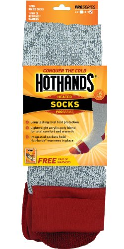 HeatMax Heated Socks (9-11)