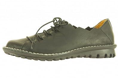 3bcad7683e2cba Derby original noir Alce shoes: Amazon.fr: Chaussures et Sacs