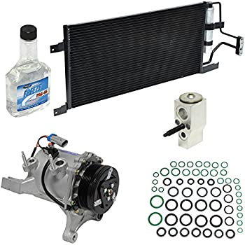 Universal Air Conditioner KT 3598A A//C Compressor//Component Kit