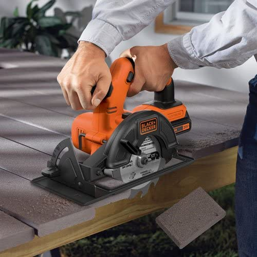 BLACK+DECKER 5-1/2-Inch best Cordless Circular Saw