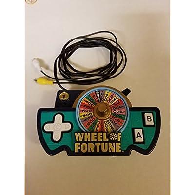 Jakks Wheel of Fortune TV Game: Video Games