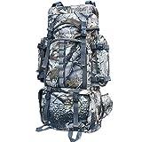 Idea Life Durable Waterproof Hiking Backpack Military Backpack