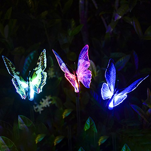 Outdoor Led Butterfly Lights - 5