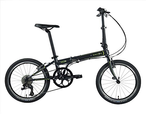 """Used, Dahon Speed D8 20"""" Folding Bike, Charcoal for sale  Delivered anywhere in USA"""