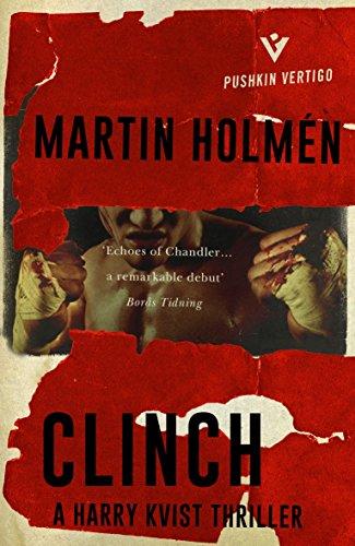 Clinch (Harry Kvist) by imusti
