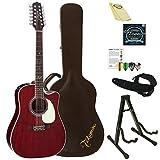 Takamine JJ325SRC-12-KIT-2 John Jorgenson Signature 12-String Acoustic-Electric Guitar