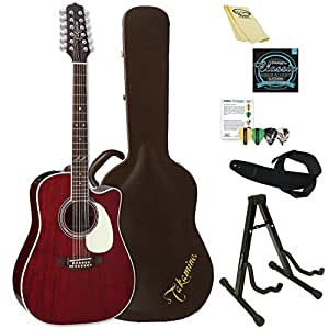 takamine jj325src 12 kit 2 john jorgenson signature 12 string acoustic electric. Black Bedroom Furniture Sets. Home Design Ideas