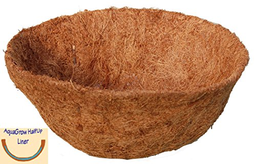 Replacement Coco Fiber Basket Liner for 24-inch Baskets (SB-F60L) by Topiary Art Works