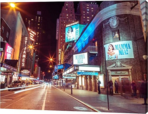Times square and Broadway at night - New York City by Assaf Frank - 17