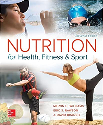 nutrition for health fitness and sport 9780078021350 medicine