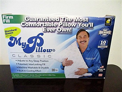 Pillow Classic Standard Medium Single product image
