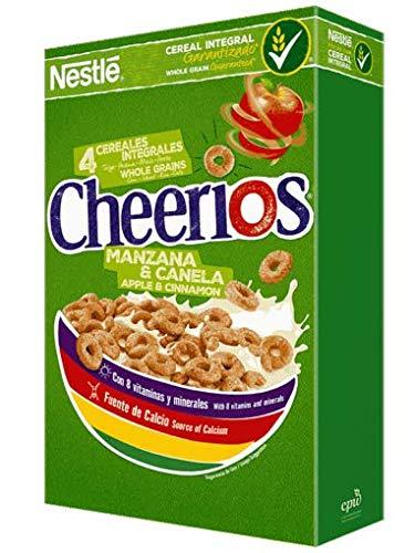 Cheerios Manzana y Canela Cereal 480 gr