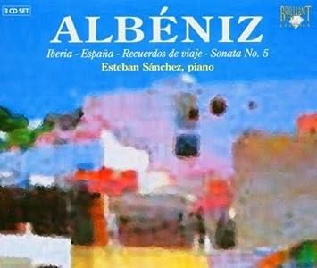 Amazon | アルベニス:ピアノ曲集...