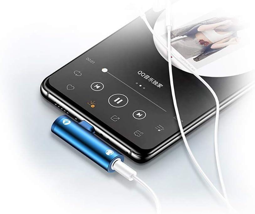 C Adaptador De 3,5 Mm A 2 En 1 USB, Tipo C A 3.5Mm Adaptador De ...