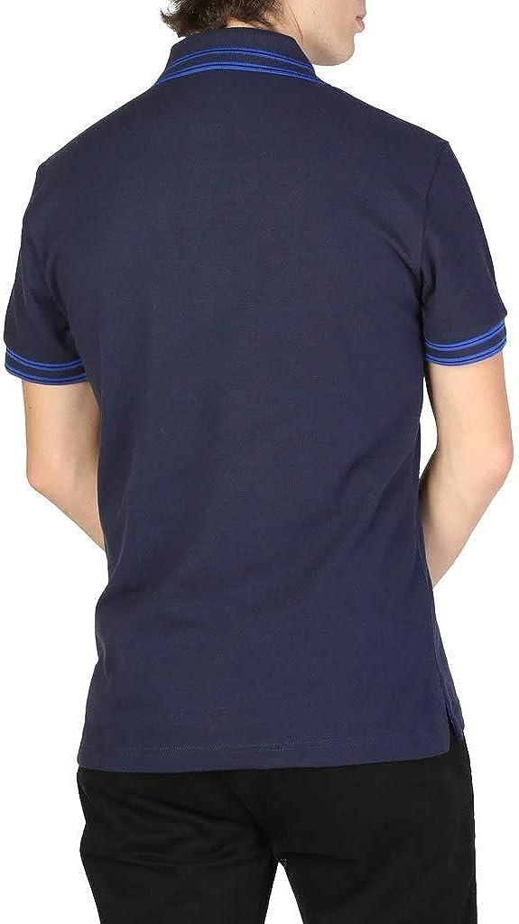 Versace Jeans Men's Polo Shirt B3GSB7P1 Black