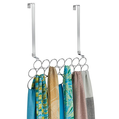 mDesign Storage Scarves Pashminas Accessories