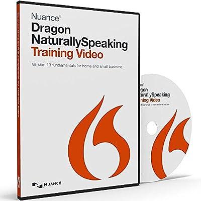 Amazon com: Nuance Dragon Naturally Speaking 13 0 Training