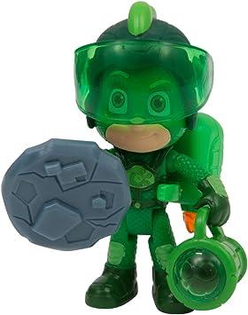 PJ Masks PJU032 figura de juguete para niños Verde Niño/niña 1 pieza(s) - Figuras de juguete para niños (Verde, 3 año(s), Niño/niña, China, 1 ...
