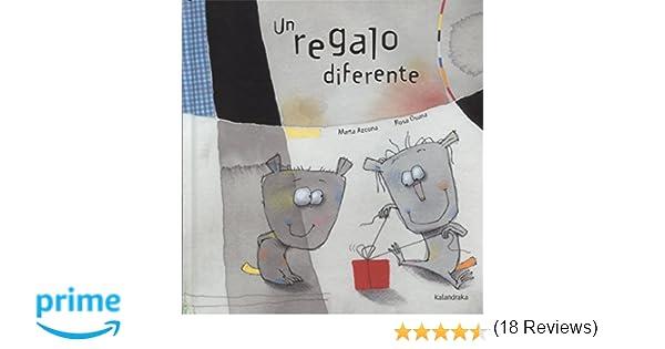 Un regalo diferente (libros para soñar): Amazon.es: Marta ...