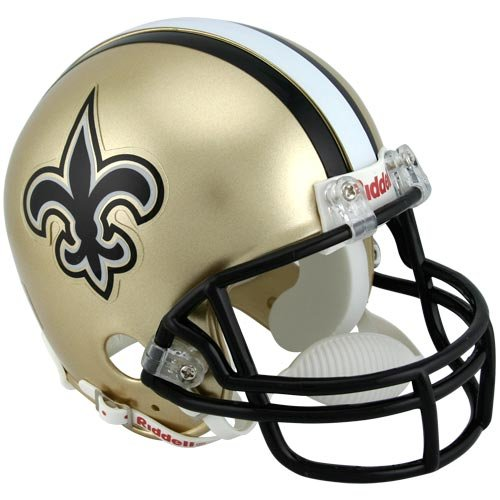 New Orleans Saints Replica Helmet - 9