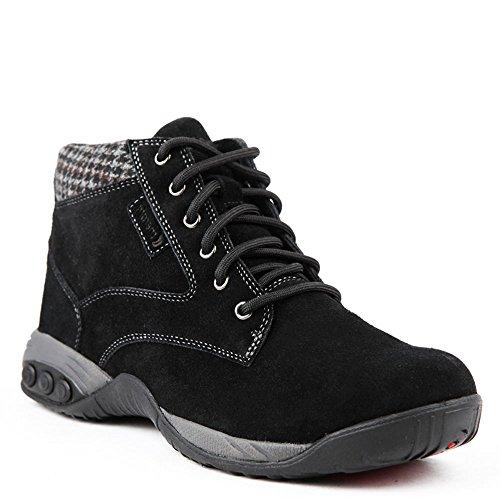 Therafit Boot Suede Black Women's Ankle Shoe Dakota fx8rSfq