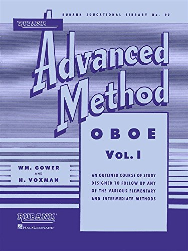 Rubank Advanced Method, Vol. 1: Oboe