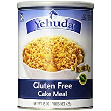 Yehuda Gluten Free Cake Meal, 15 Ounce
