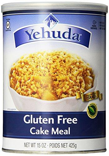 Amazon Com Yehuda Gluten Free Matzo Meal 15 Ounce Pack