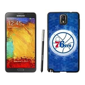 Unique Note 3 Case,NBA Philadelphia 76ers Phone Case For Samsung Galaxy Note 3 Case 01_15637