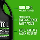 Premium MCT Oil Derived only from Non-GMO