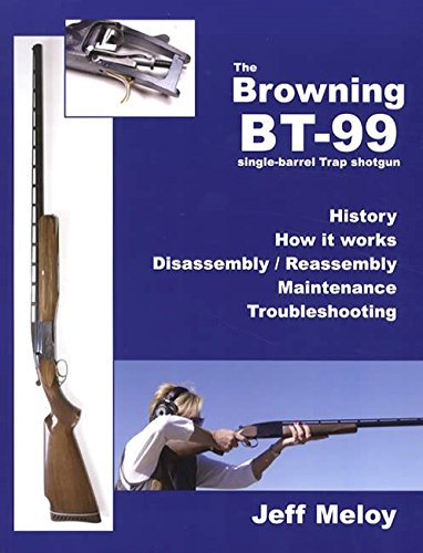 The Browning BT-99 Single-Barrel Trap Shotgun